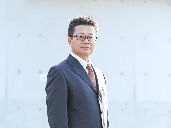 代表取締役社長 鈴木 康之